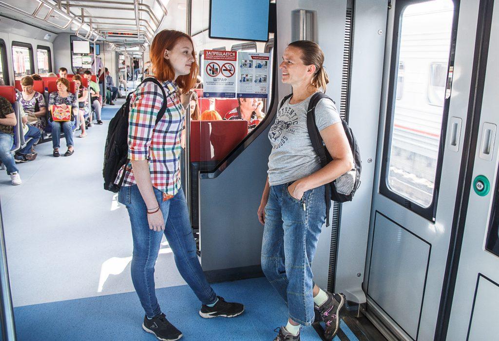 Москвичи бесплатно пересядут с МЦД на МЦК и метро