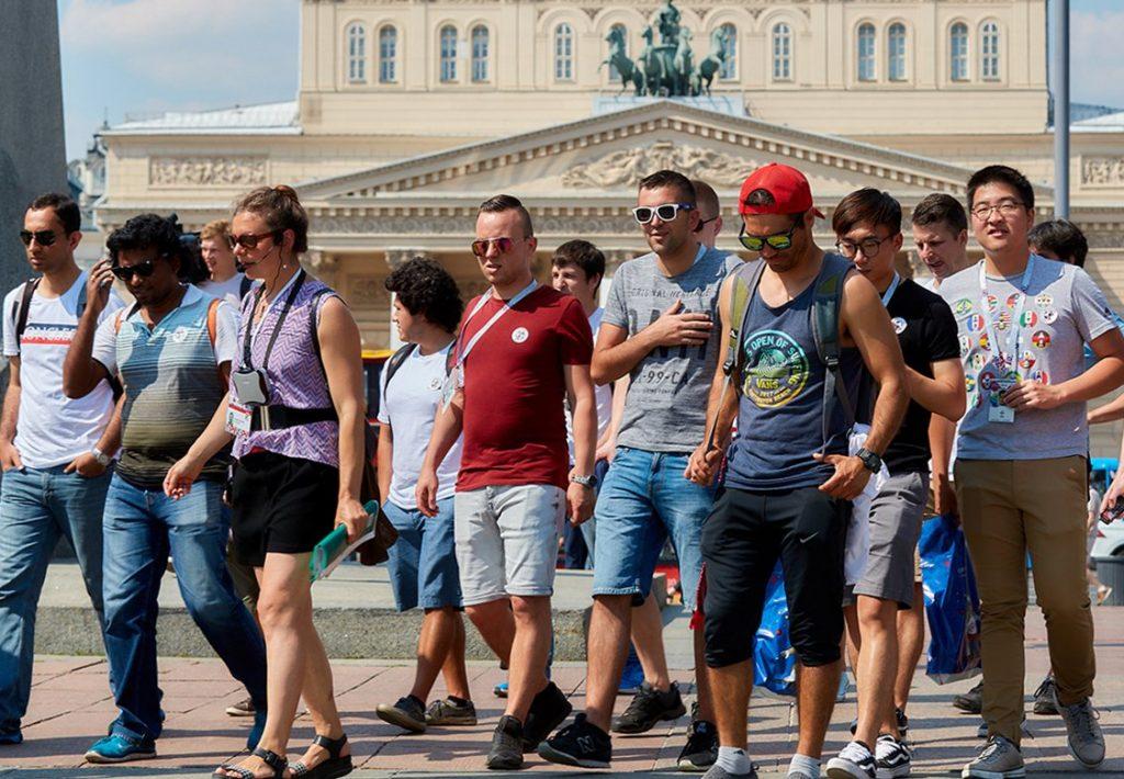 В Москве заработал новый короткий номер для туристов
