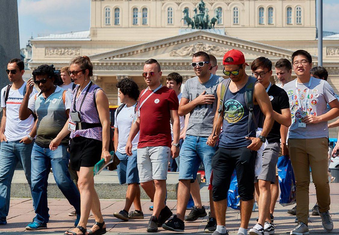 В Москве заработал новый короткий номер для туристов. Фото: сайт мэра Москвы