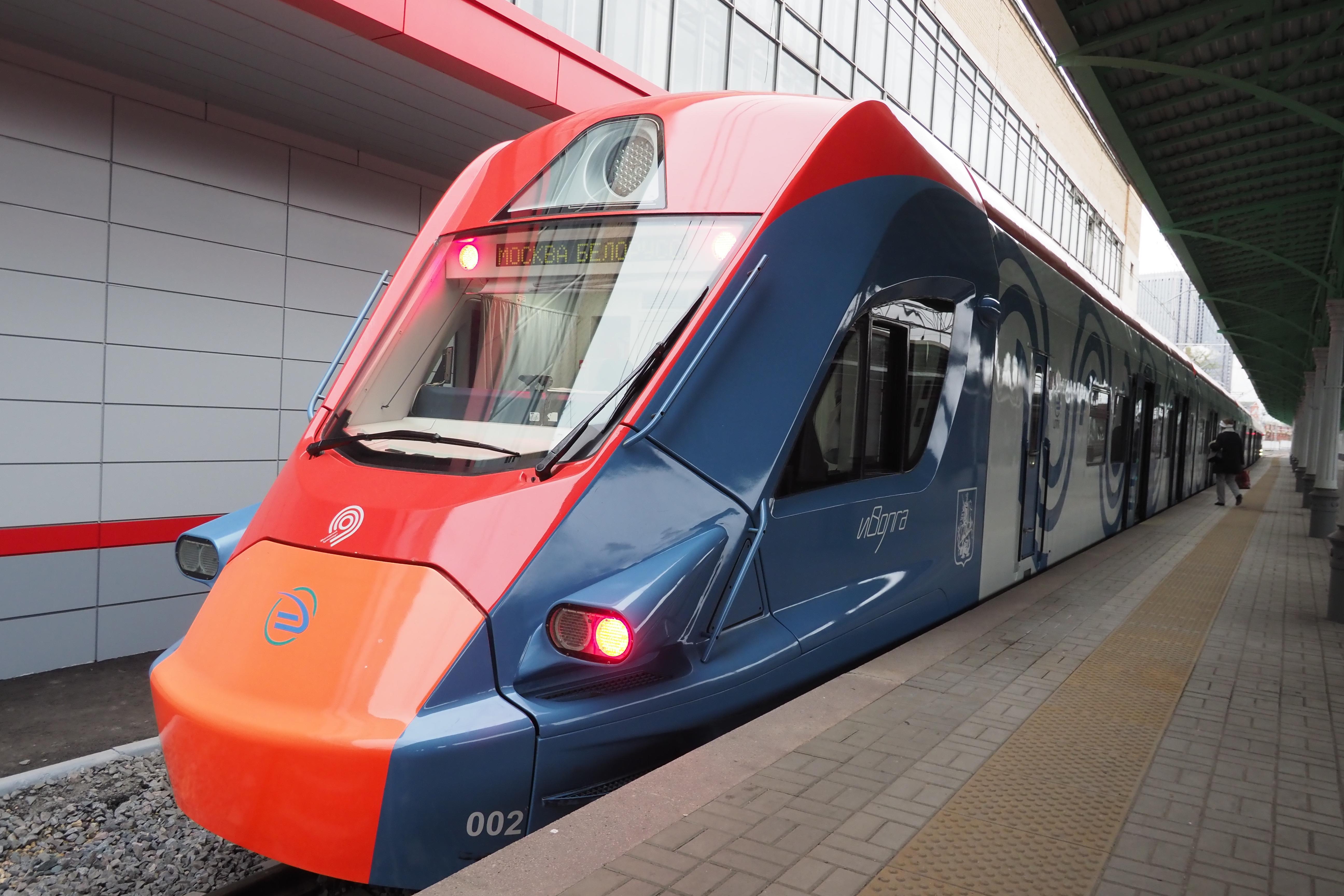 Запуск МЦД улучшит транспортную доступность медицинских учреждений. Фото: Антон Гердо, «Вечерняя Москва»
