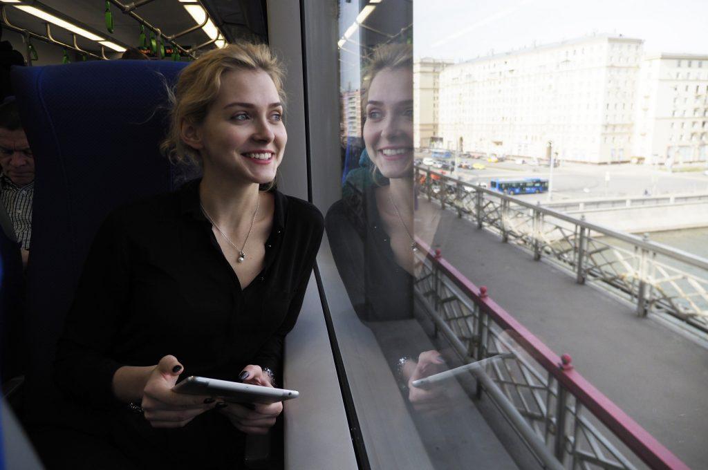 Жителей Москвы пригласили в путешествие по МЦК