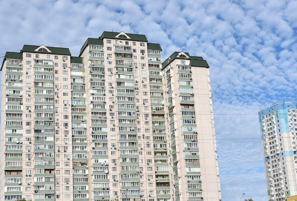 Полмиллиона «квадратов» недвижимости ввели в центре Москвы за семь месяцев