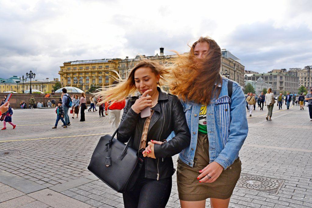 Москвичей накроет непогода в четверг