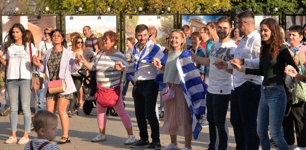 Фестиваль греческой культуры пройдет в саду «Эрмитаж»