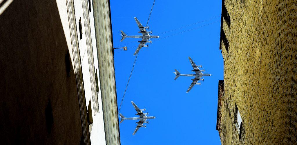 Портал «Узнай Москву» составил топ авиационных достопримечательностей.Фото: архив, «Вечерняя Москва»