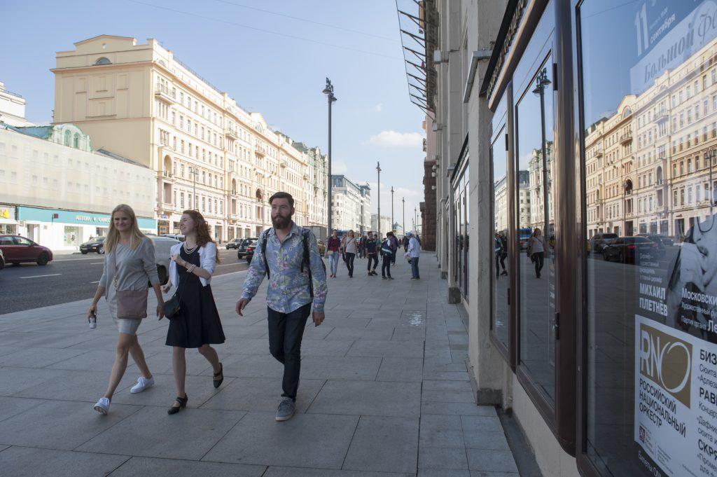 Первая российская сеть 5G заработала в центре Москвы
