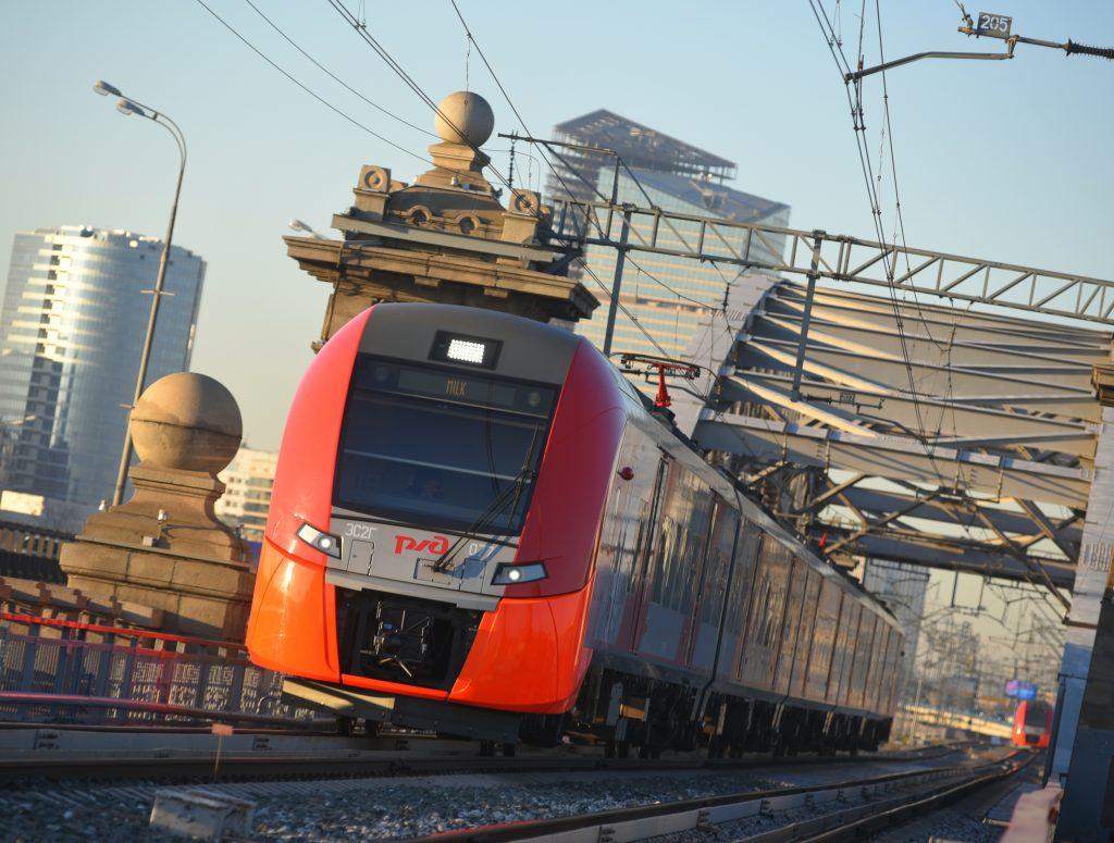 Власти Москвы рассказали, как увеличить количество поездов МЦК на 37 процентов