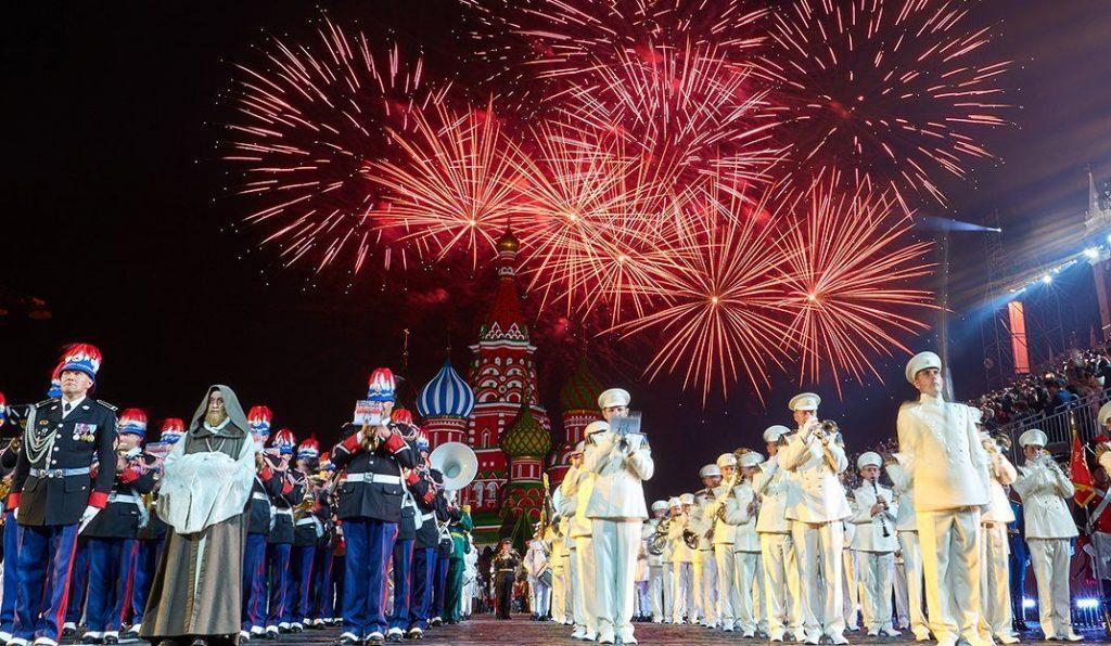 Организаторы фестиваля «Спасская башня» ведут активную подготовку. Фото: сайт мэра Москвы