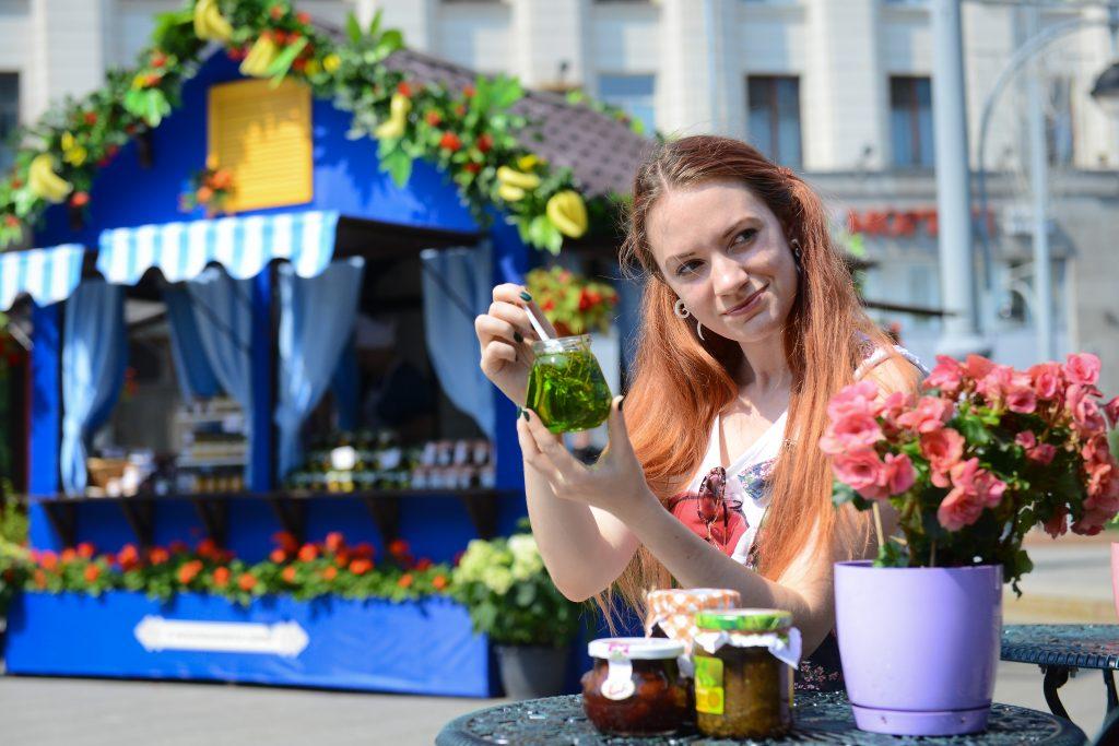 Кулинарный баттл в рамках «Цветочного джема» стартовал на западе Москвы