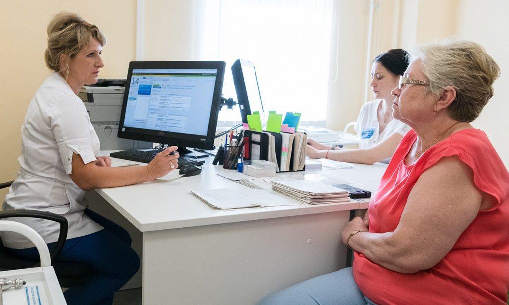 Встреча с врачом пройдет в Центре соцобслуживания «Арбат»