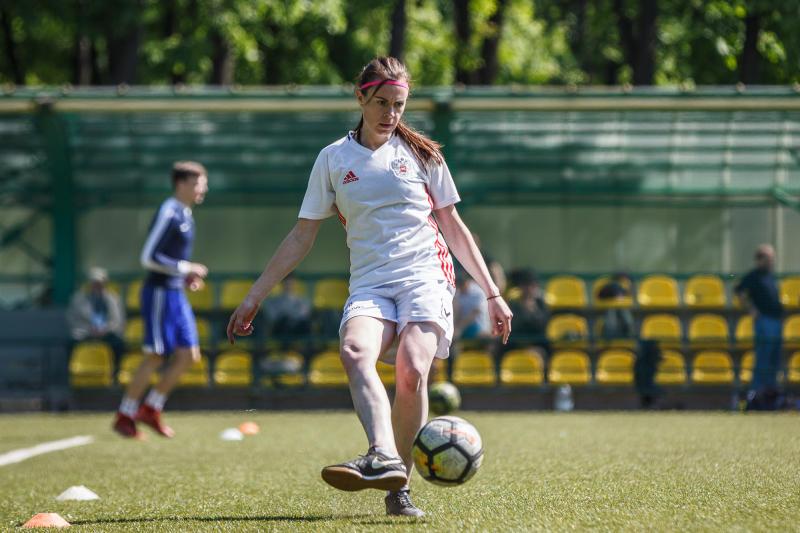 Чемпионат по мини-футболу состоится в районе Замоскворечье . Фото: Михаил Подобед