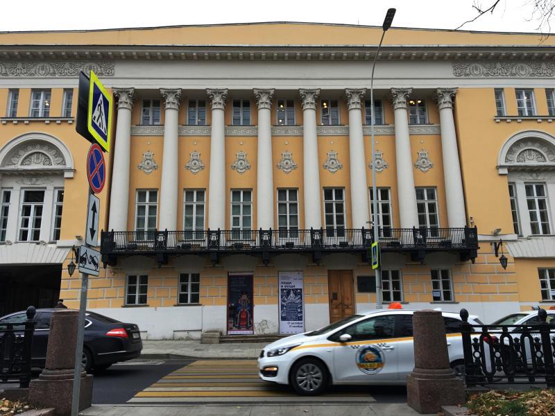 Выставка каллиграфии открылась в Музее Востока