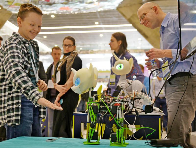 Ребята из Центра семьи и детства «Красносельский» посетят выставку