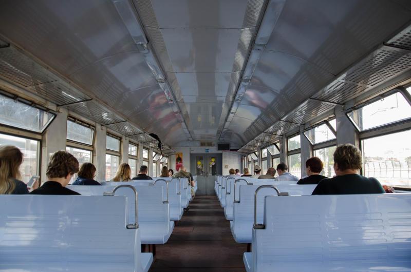 Первые поезда запустили на новом пути участка «Москва — Одинцово»