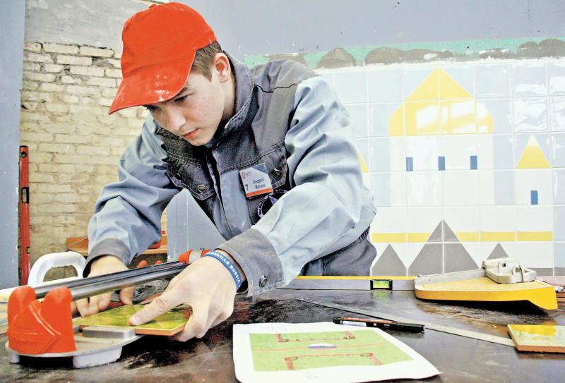 Капитальный ремонт дома на улице Станиславского подходит к концу. Фото: Павел Волков, «Вечерняя Москва»