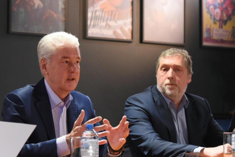 Собянин одобрил идею развития музеев синхронно с программой «Мой район»