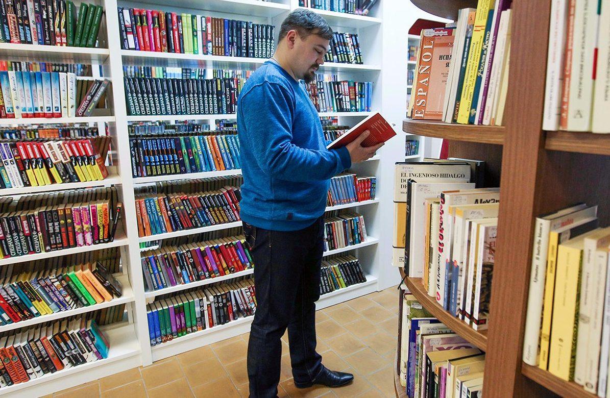 Встречу с поэтом из Ганы организуют в библиотеке имени Маргариты Рудомино. Фото: сайт мэра Москвы