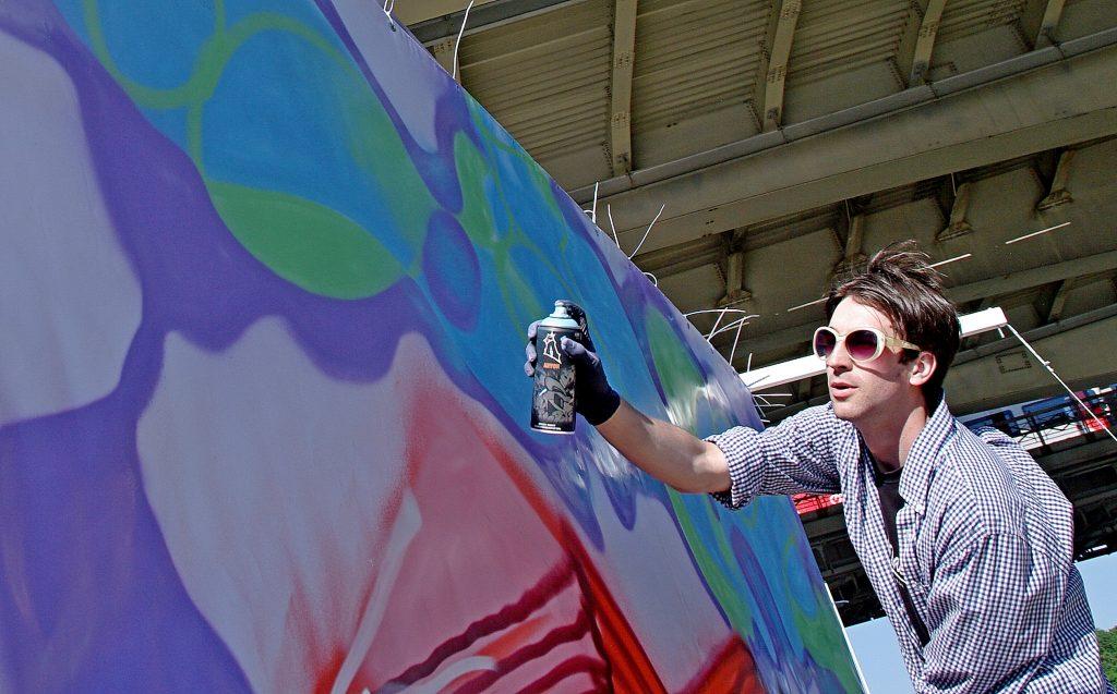 Стрит-фестиваль «Ритм моего города» с Noize МС открылся на ВДНХ