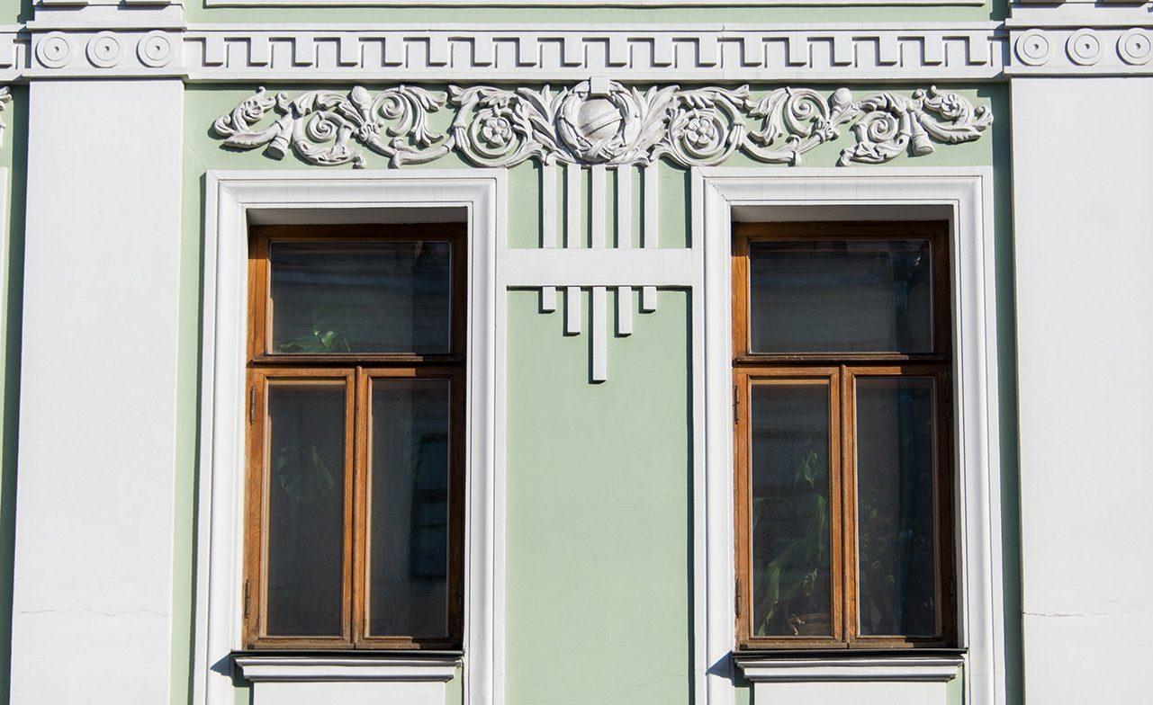 Ремонт дома в Крымском тупике завершат в сентябре. Фото: сайт мэра Москвы