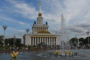 На ВДНХ пройдет выставка дизайн-решений для современного мегаполиса. Фото: Александр Кожохин, «Вечерняя Москва»