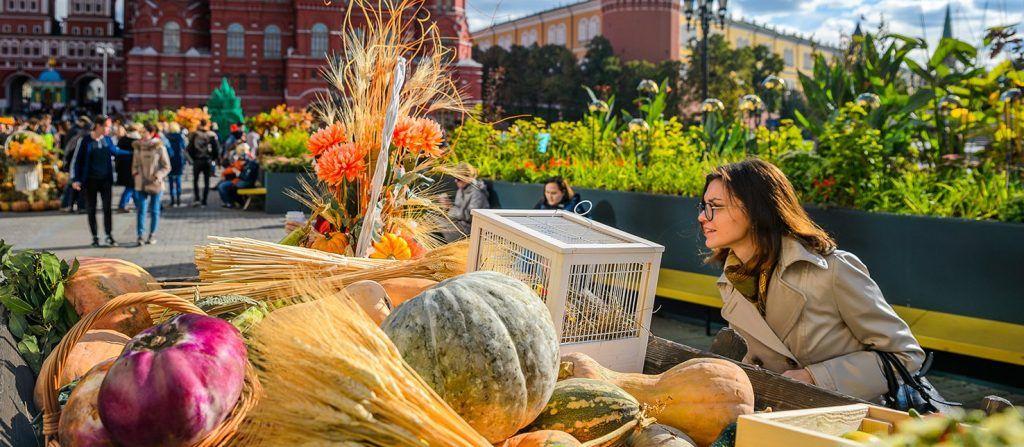 Фестиваль «Золотая осень» пройдет в Москве