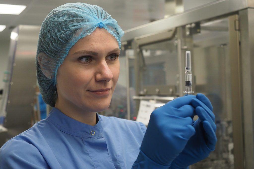 Более 700 тысяч москвичей спаслись от гриппа за 20 дней