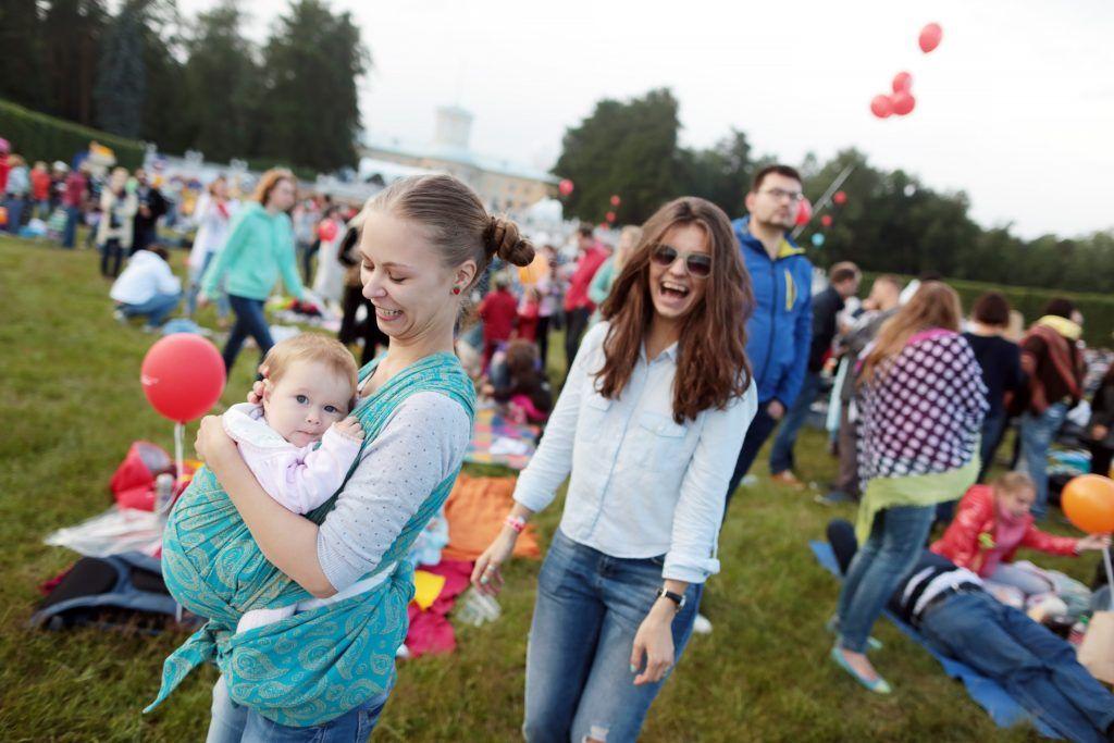 Площадки фестиваля «PROлето» в субботу посетили 150 тыс человек