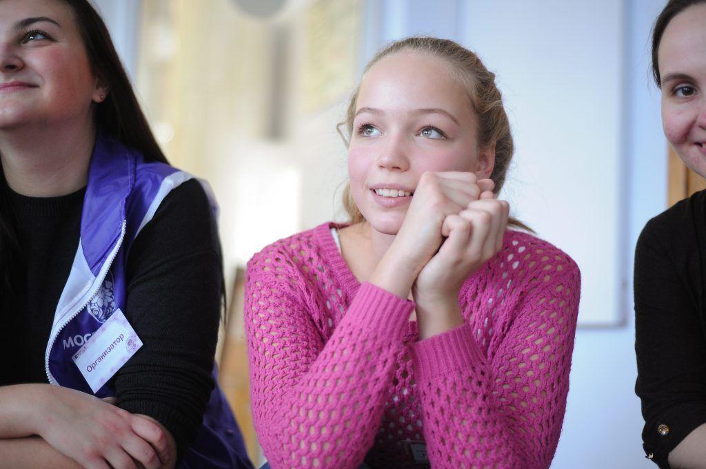 Школу социального волонтерства запустят в центре Москвы