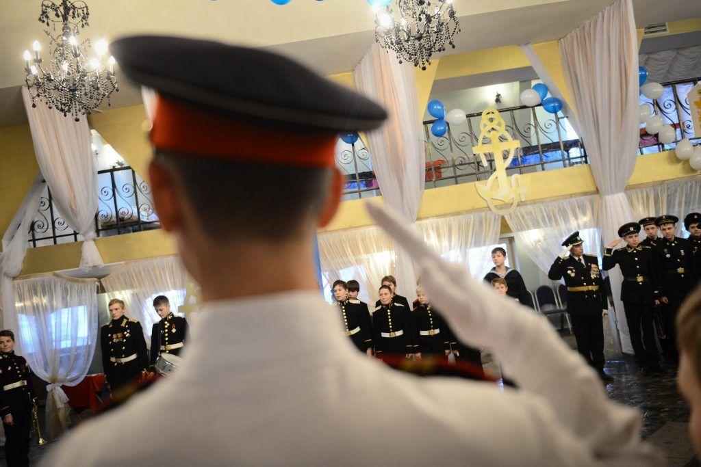 Кадетские классы Москвы получили три новых специальности