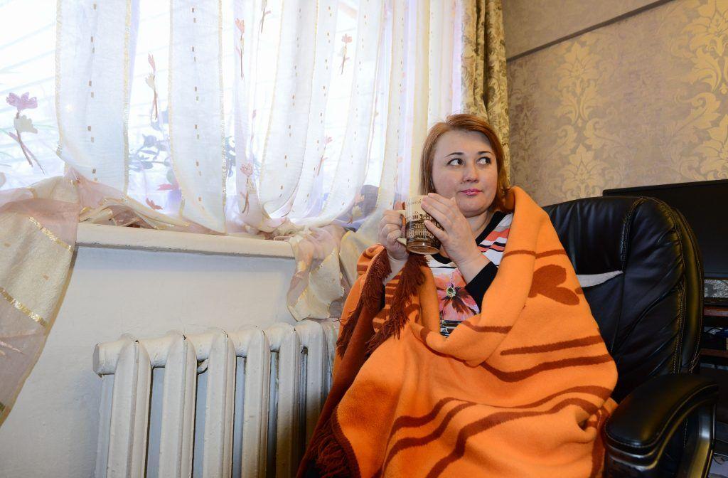 Власти Москвы усилят контроль над подачей тепла в жилые дома