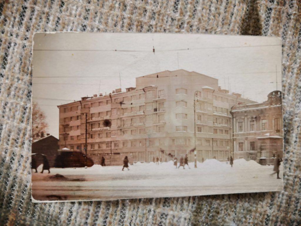 Дом был построен в 1929 году. Фото из личного архива Татьяны Меньшиковой