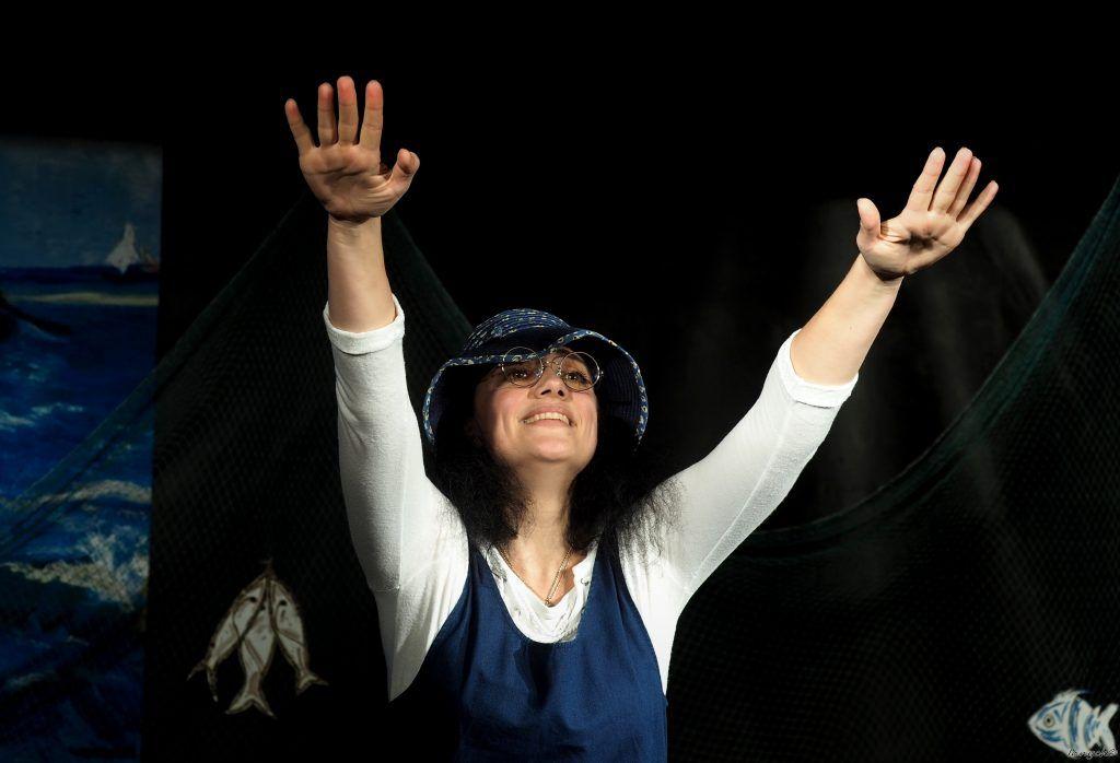 Спектакль «Прощальная сюита» горожане смогут посетить в Таганском парке. Фото: пресс-служба Таганского парка