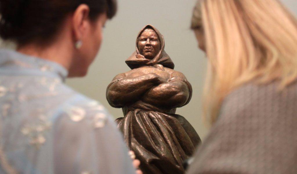 Выставка скульптора состоится в Музее современного искусства