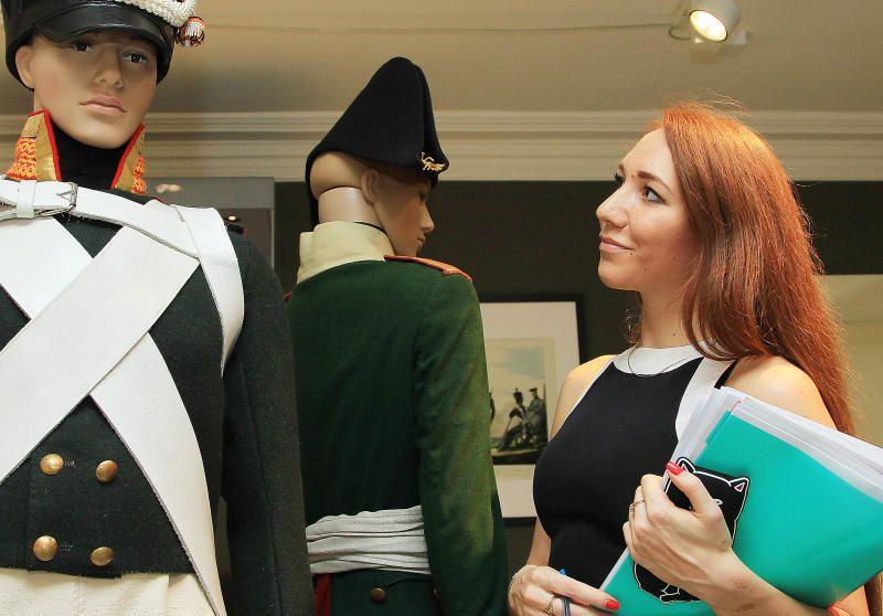 Фонд Главного архива пополнили военные награды