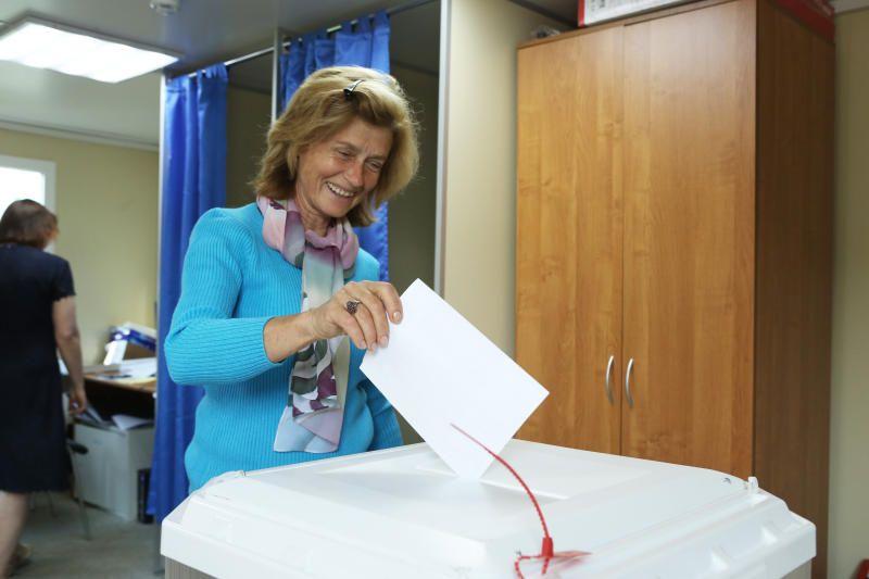 На выборах в Мосгордуму не отмечено ни одного нарушения