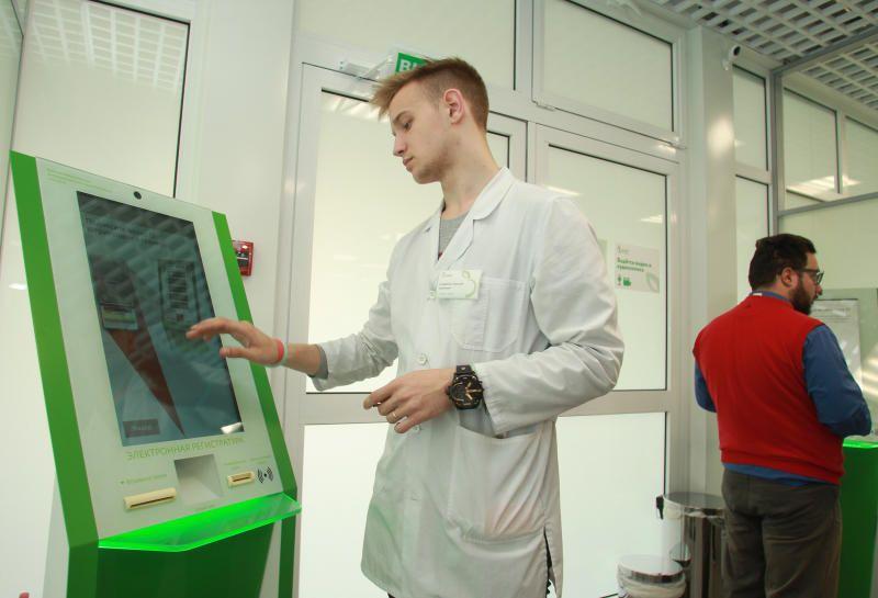 Около 30 тыс горожан привились от гриппа в павильонах «Здоровая Москва». Фото: Наталия Нечаева, «Вечерняя Москва»