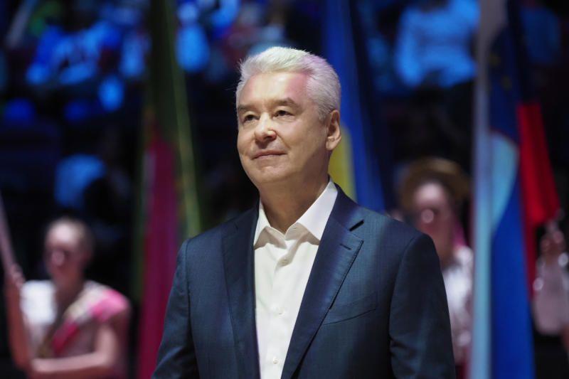 Собянин обратился к вновь избранным депутатам Мосгордумы