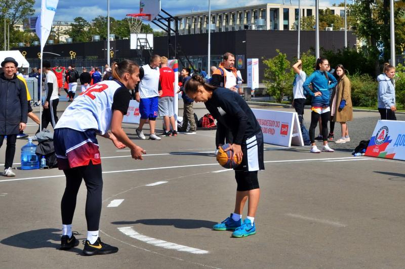 Соревнования по стритболу пройдут в университете имени Плеханова