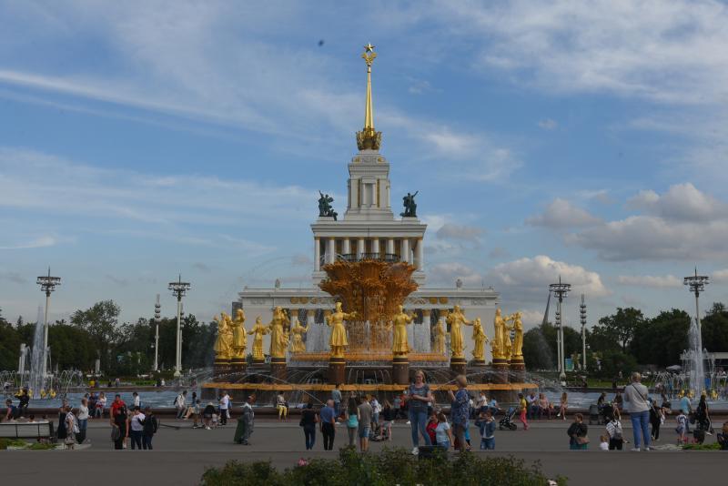 Выставку «Город: детали» посетили более 11 тыс человек за три дня. Фото: Александр Кожохин, «Вечерняя Москва»