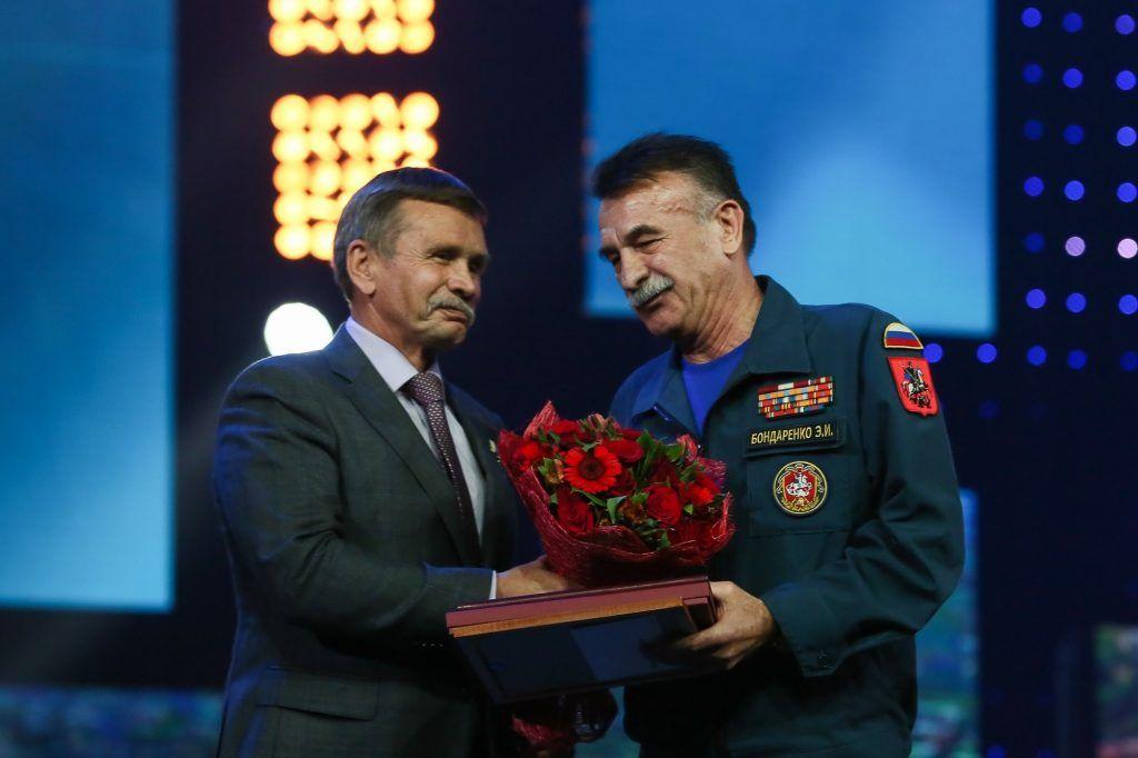 В Москве наградили ветеранов за становление и вклад в развитие города