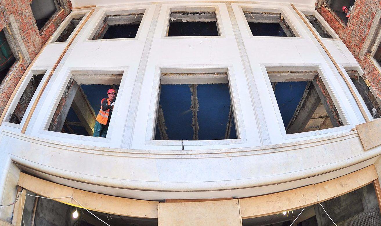 Старинный дом в Басманном районе отремонтируют. Фото: сайт мэра Москвы