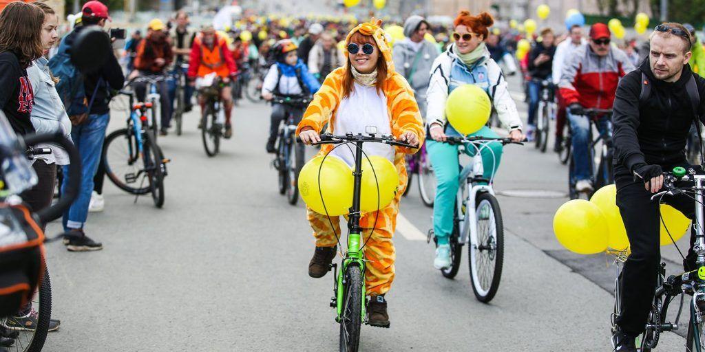 Горожане смогут принять участие в велофестивале