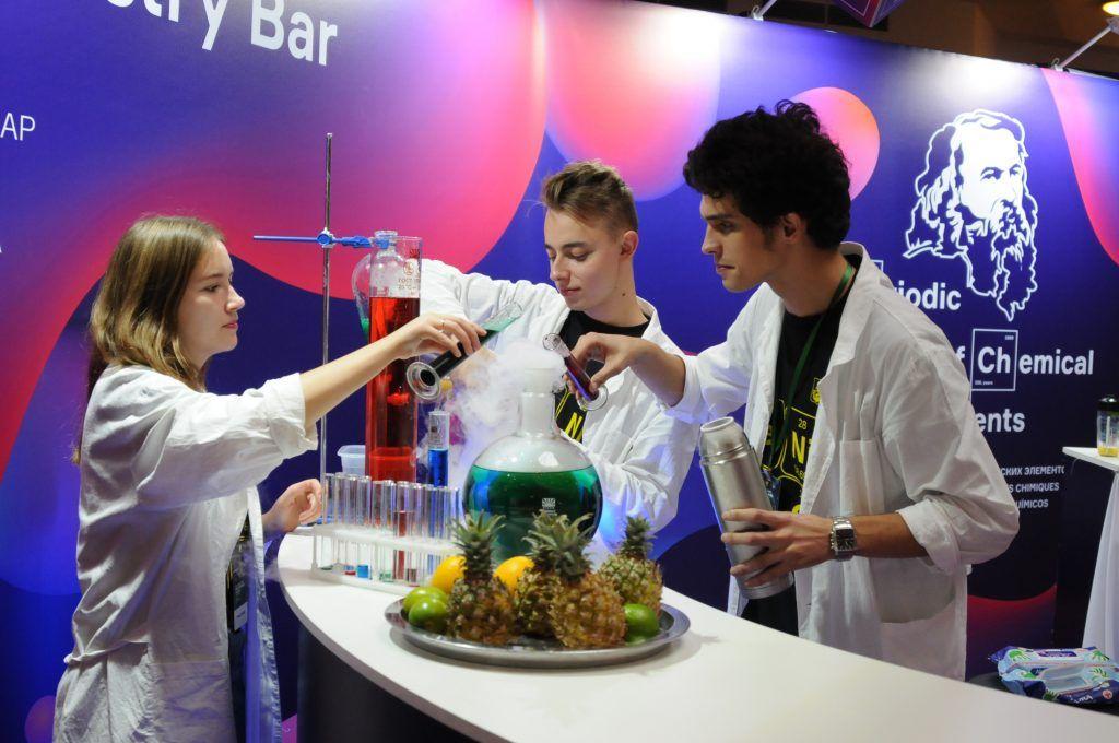 Химическая лабораторная стала популярной