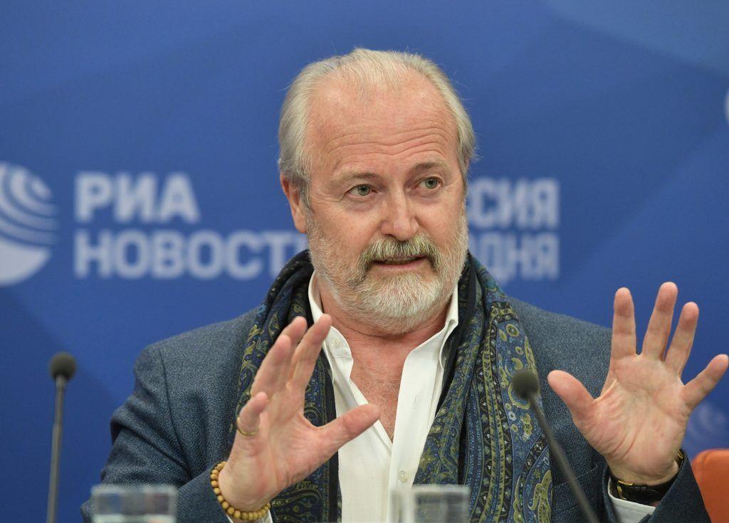 Владимир Хотиненко: Верю, что люди пойдут смотреть серьезное кино