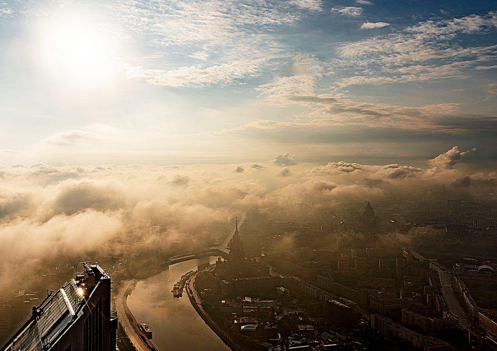 Гидрометцентр не исключил выпадения мокрого снега в Москве 20 октября