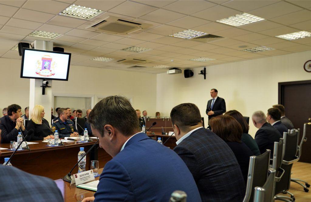 Возможности улучшения проекта «Московское долголетие» обсудили в Префектуре Центрального округа