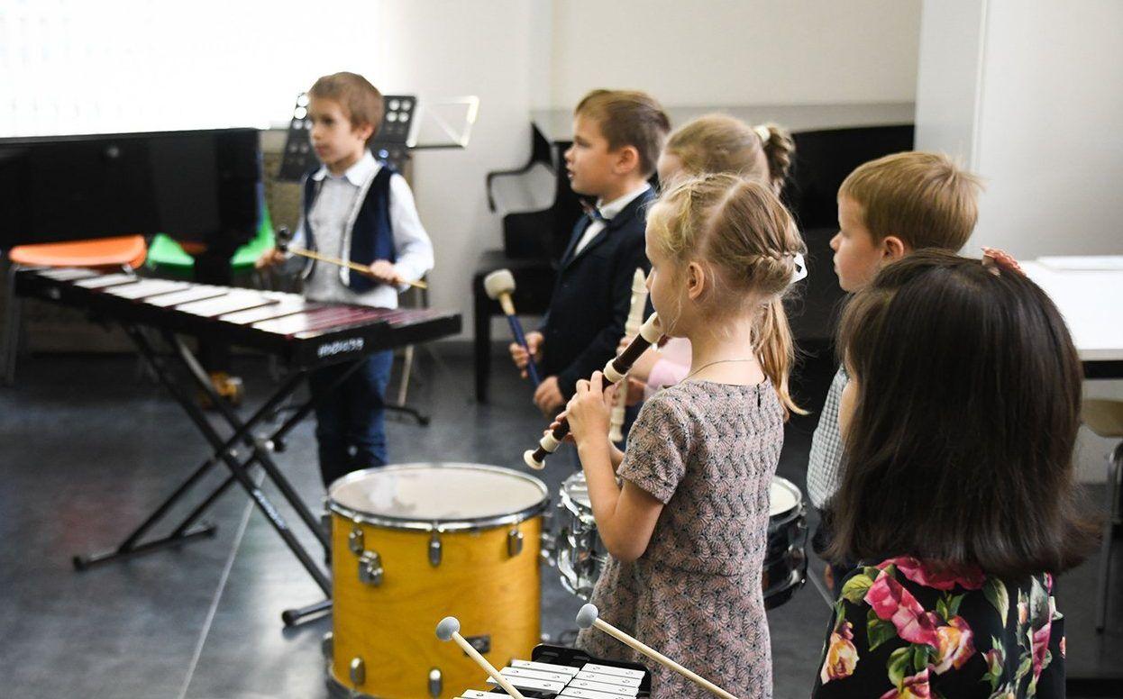 Капитальный ремонт проведут в музыкальной школе в Басманном районе. Фото: сайт мэра Москвы