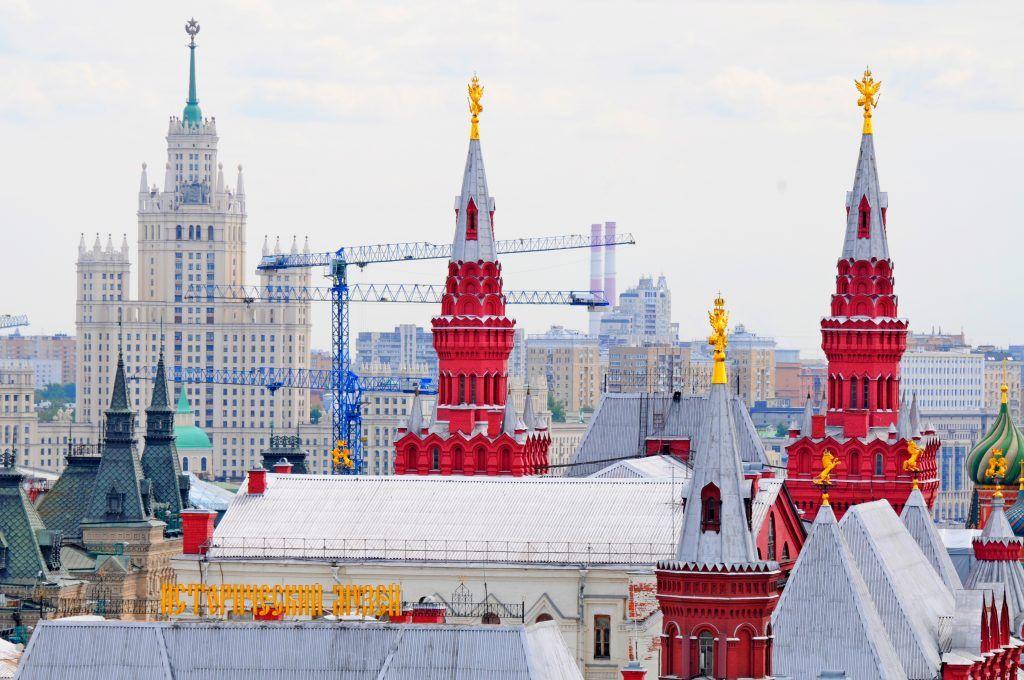 Любимые места иностранных туристов назвали в Москве