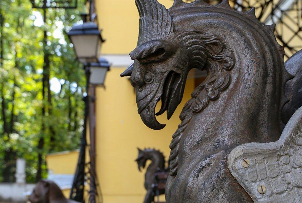 Эксперты составили маршрут по архитектурным местам Москвы