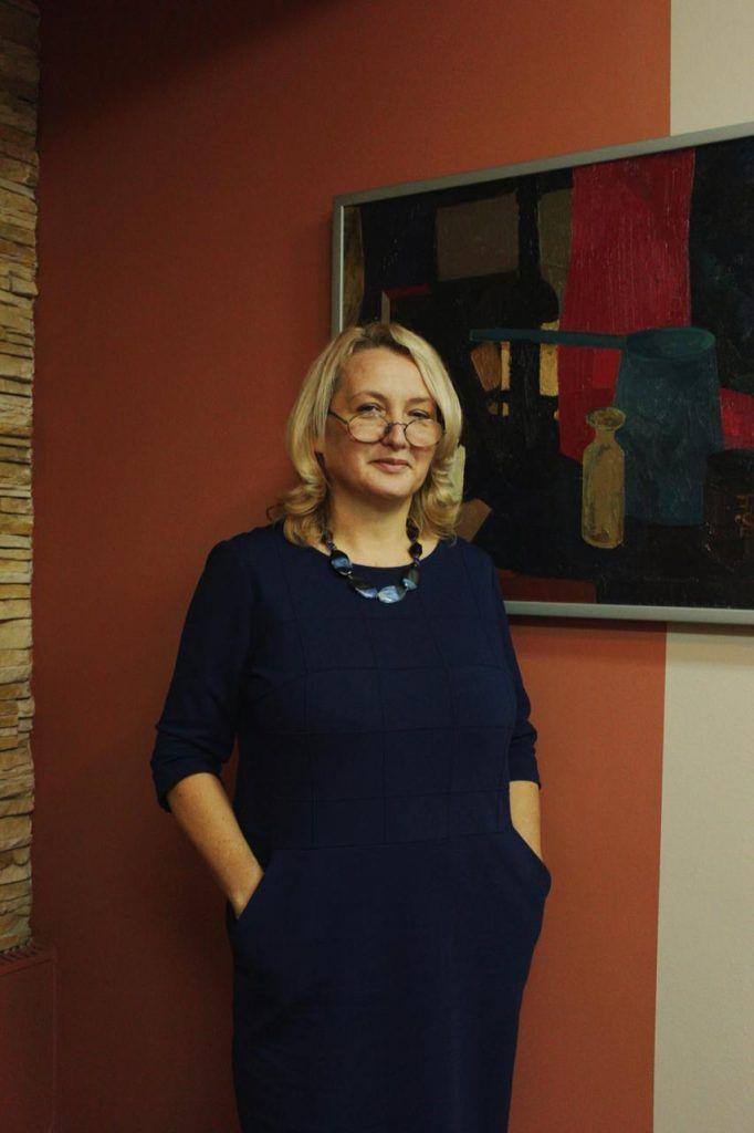 Заместитель директора по учебно-воспитательной работе Ирина Валентиновна Верулашвили. Фото: Мария Зайцева